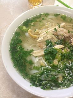 Turtle Tower Restaurant: favorite pho place ever. These noodles and broth as so satisfying