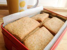 receta de galletas napolitanas con canela
