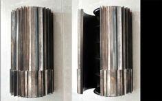 Vincenzo de Cotiis wall unit bronze