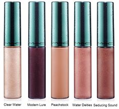 Beauty With Taylor: MAC Alluring Aqua Collection for Summer 2014!