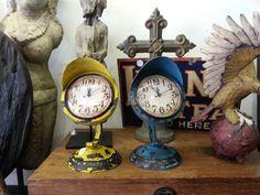 #clocks