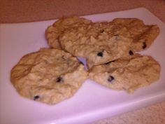 Medifast Meals Oatmeal Cookies