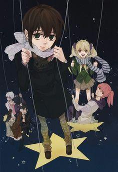 Nabari no Ou (King Of Nabari) - Kamatani Yuuki - Mobile Wallpaper - Zerochan Anime Image Board Manga Anime, Anime Art, Manga Drawing, Mobile Wallpaper, Me Me Me Anime, Really Cool Stuff, Nerd, Geek Stuff, Fan Art