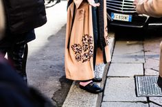 All the Best Street Style Looks Lighting Up Milan, Italy's Fashion Capital Photos | W Magazine