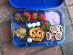 Momfessionals: School Lunch Ideas