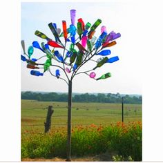 Bottle Tree!