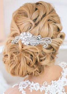 Wedding hairstyles have come a long way from traditional French twists and sculpted up-dos. Brides today are taking their inspiration from all around them, whether it's a celebrity's flowing locks on the red carpet or an intricate style they've spotted on Pinterest. Check out our 15 favorite wedding