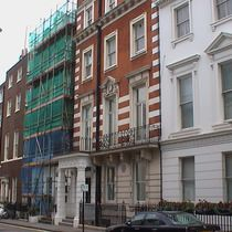 George Cayley, scientist, 20 Hertford Street, London