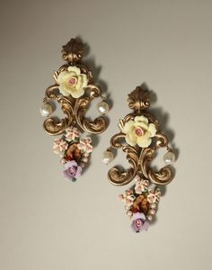 Earrings Women - Jewellery & bijoux Women on Dolce Online Store United States - Dolce & Gabbana Group