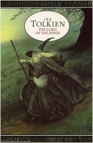 I read these in the summer after first grade, startling my aunt who I was visiting and amusing my mother, who carefully inculcated a love of reading in me and my brother. I didn't understand much that first time through, but I loved it all the same. The Lord of the Rings is one of those very rare stories that grows as you do.