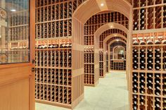 Have you seen this amazing wine cellar at 5922 Alpine Road #PortolaValley