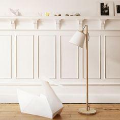 Lampada da terra Pull - Lampade da terra - Illuminazione - Finnish Design Shop