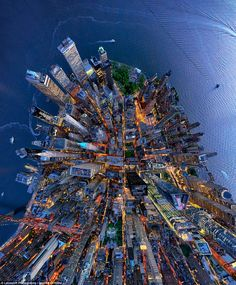 Jaw Dropping Snaps Capture New York London And Sydney From - City Life Has Never Looked So Magical The Jaw Dropping Images That Capture New York London And Sydney From Far Above Australian Photographer Andrew Griffiths Uses Helicopters To Take Mesmerisi Manhattan New York, Lower Manhattan, City Photography, Aerial Photography, New York Photographie, New York From Above, Voyage New York, Aerial Images, Ellis Island