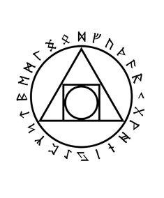 Runes et signes astrologiques