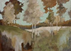 Mary Buckley - Acrylic - Southern Breeze Gallery