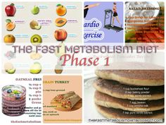 The Fast Metabolism Diet Phase 1 Cover #thefastmetabolismdiet #thefastmetabolismdietphase1 #fmdphase1