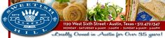 Sweetish Hill Bakery & Cafe • Austin, Texas - Box Lunches
