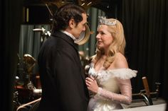 James Franco & Michelle Williams in Oz: the Great and Powerful-perfect role for Michelle Williams