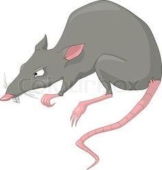 Cartoon Rat Drawings  rat clip art  handz  Pinterest  Cartoon