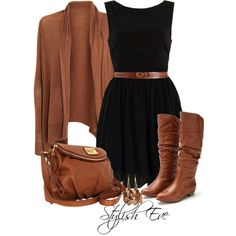 Brown and black and beautiful!
