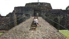 El Castillo La Inmaculada Concepcion ubicado en Río San Juan. Nicaragua.