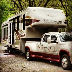 RV Camping- Fifth Wheel Camping!!!!! I'm really dreaming now