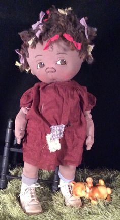 GLORY B One of a kind toddler by doll artist Jan Shackelford janshackelford@dollsbyjanshackelford.com