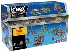K'nex Ultimate Building Set