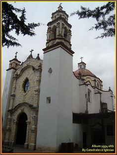 Capilla Virgen del Rayo (Zinacantepec) Estado de México by Catedrales e Iglesias, via Flickr