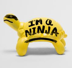 I'm a ninja! #quotesonshit by Jessica Walsh and Timothy Goodman