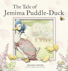 Tale Of Jemima Puddle-duck by Beatrix Potter