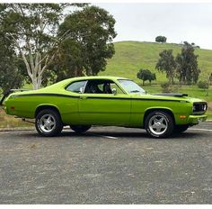 71 Plymouth Duster