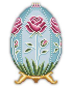 """Пасха ... вышивка крестиком и бисером ... схемы, идеи и вдохновлялочки - Вышивка - Статьи о рукоделии - Статьи. - """"Магия Творчества""""-информационный портал."""