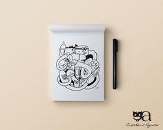 Ilustración Creativa.