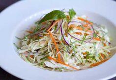 Salade de chou au fromage bleu