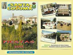"""#Santa Coloma celebrará sus fiestas patronales en honor a """"La Santa"""" ...♪ ♫ #FiestasRiojanas...♪ ♫"""