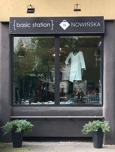 Nowińska boutique/Warsaw