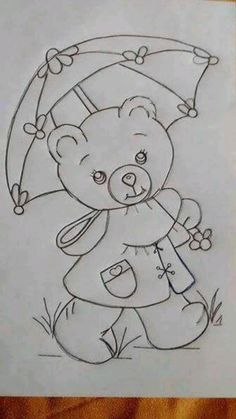 Disney Drawings Sketches, Girly Drawings, Princess Drawings, Art Drawings For Kids, Art Drawings Sketches Simple, Pencil Art Drawings, Cartoon Drawings, Drawing Drawing, Hand Embroidery Design Patterns