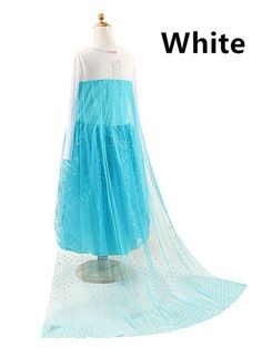 Party Cosplay Costume Dress at Wish - Shopping Made Fun Costume Dress, Cosplay Costumes, Ice Princess, Disney Princess, Frozen Snow Queen, Queen Elsa, Prom Dresses, Formal Dresses, Wish Shopping