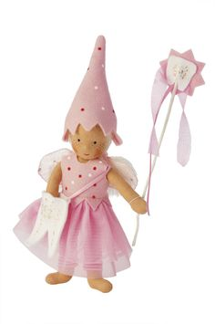 http://www.thesilverpenny.com/files/KatheKruse/Tooth_Fairy_Doll-Kathe_Kruse-Large.jpg