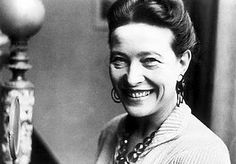 """Simone de Beauvoir -   """"Few tasks are more like the torture of Sisyphus than housework, with its endless repetition: the clean becomes soiled, the soiled is made clean, over and over, day after day."""""""