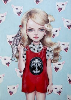 Julie Filipenko_beautifulbizarre_009                                                                                                                                                                                 More