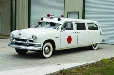 1951 Ford Ambulance By Siebert. ★。☆。JpM ENTERTAINMENT ☆。★。