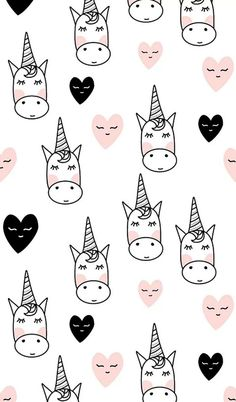 Find images and videos about pink, wallpaper and unicorn on We Heart It - the app to get lost in what you love. Unicorn Wallpaper Cute, Bird Wallpaper, Kawaii Wallpaper, Animal Wallpaper, Pattern Wallpaper, Iphone Wallpaper, Seagrass Wallpaper, Paintable Wallpaper, Colorful Wallpaper