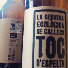#Cervesa de #Gallecs. #ProducteLocal.