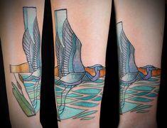David Hale. Beautiful Tattoos.