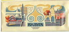 USSR Russian Town KALUGA 600th Anniversary Matchbox Labels Set 1971 | eBay