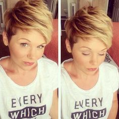 27.Short Pixie Hairstyle                                                                                                                                                                                 More