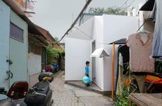 PAO People's Architecture Office · Fan's Plugin House