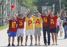 Eurocopa 2012. El fútbol mueve pasiones y vende camisetas.